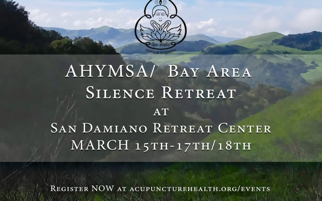 Silence Retreat March 2019 – Click To Register
